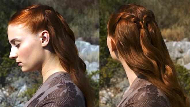 Cabelos Ruivos de Sansa Stark - Elis Cecilia Blog