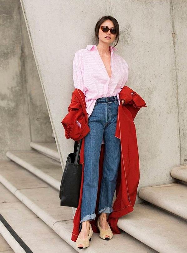 look-camisa-rosa-casaco-vermelho-calca-jeans-170704-101303