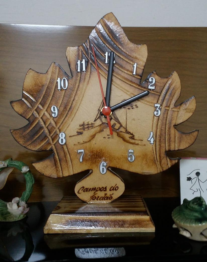 Relógio de Campos do Jordão - Elis Cecilia Blog