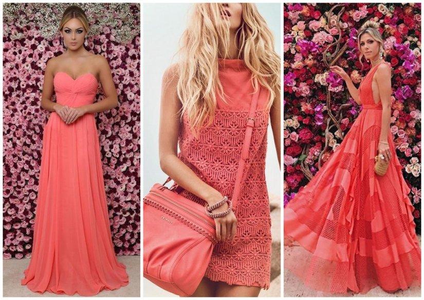 Vestidos Living Coral - Elis Cecilia Blog