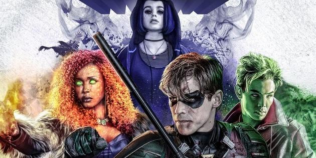 Série Titans a Favorita de Janeiro - Elis Cecilia Blog