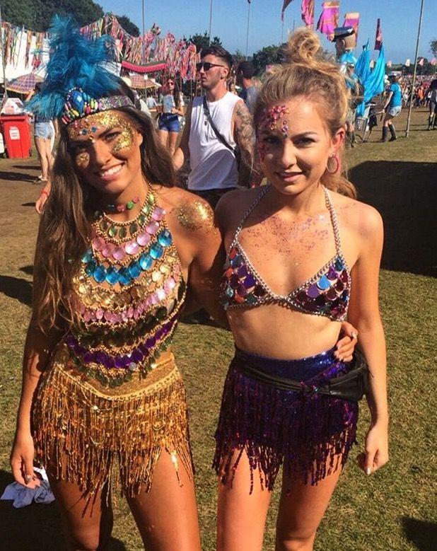 Saia de Franja para o Carnaval - Elis Cecilia Blog