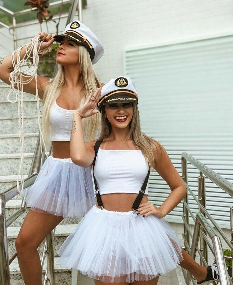 Saia de Tule para Fantasia de Marinheira - Elis Cecilia Blog