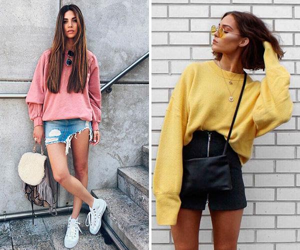 Moletom Tendência Fashion - Elis Cecilia Blog