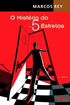 Livro o Mistério do Cinco Estrelas com capa atual - Resenha Elis Cecilia Blog