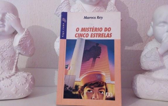 O Mistério do Cinco Estrelas - Resenha do Livro - Elis Cecilia Blog