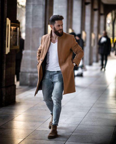 Dan-Juergen-casaco-longo-camelo-819x1024