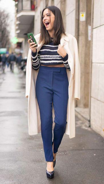 Look fashion com Calça de Alfaiataria - Elis Cecilia Blog