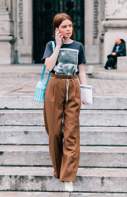 Look Casual com Calça de Alfaiataria - Elis Cecilia Blog