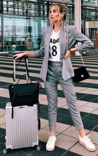 Look despojado para Viagem - Elis Cecilia Blog