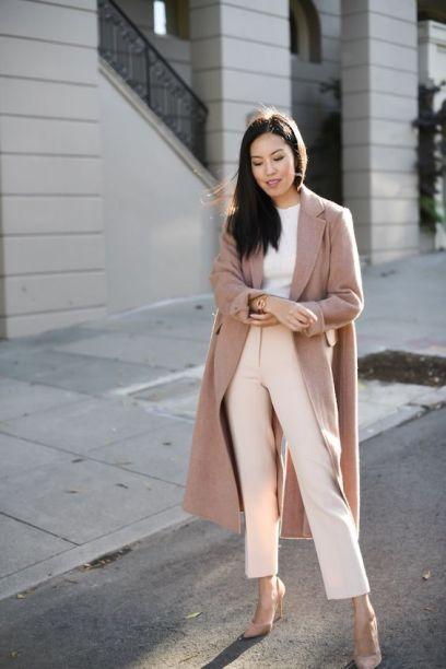 Look fashion para o Trabalho com Tons Pasteis - Elis Cecilia Blog