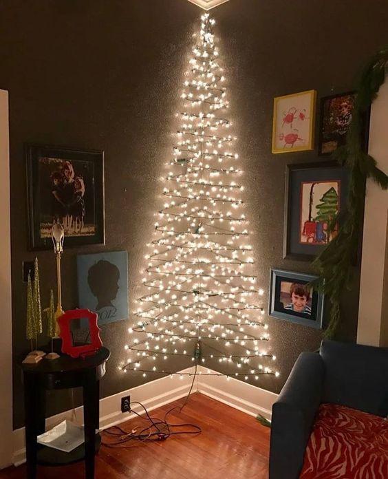 Ideias De Árvores De Natal Criativas (1)