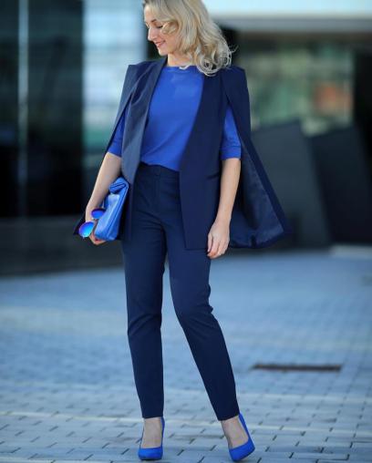 Look de Trabalho sofisticado - Elis Cecilia Blog