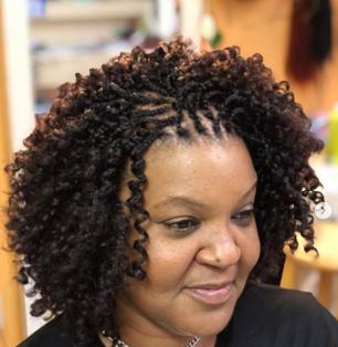 Softdread cabelo sintético castanho escuro - Elis Cecilia Blog