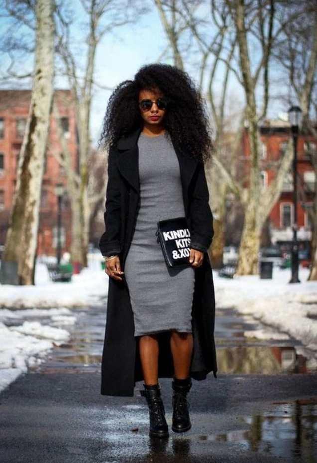 look-vestido-tubinho-inverno
