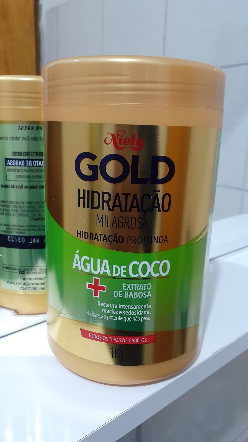 Cronograma capilar que dá resultado_hidratação Niely Gold_por Elis Cecilia Blog