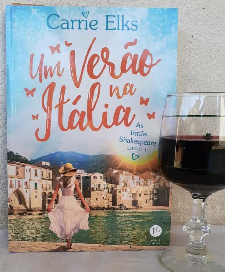 Um Verão na Itália de Carrie Elks_Elis Cecilia Blog